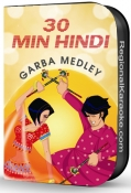 30 Mins Hindi Garba Medley - MP3