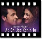 Aa Bhi Jaa Kahin Tu - MP3