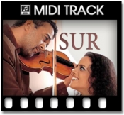 Aa Bhi Jaa - MIDI