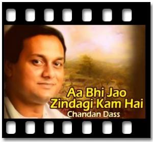Aa Bhi Jao Zindagi Kam Hai - MP3