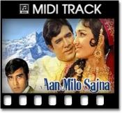 Yaha Vaha Sare  - MIDI