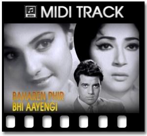 Aapke Hasin Rukh Pe- MIDI