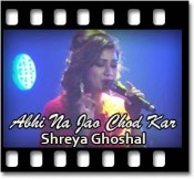 Abhi Na Jao Chod Kar (Unplugged) - MP3