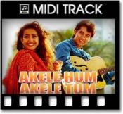 Aisa Zakhm Diya Hai - MIDI
