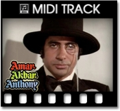 My Name Is Anthony Gonsalves - MIDI
