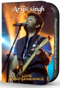 Arijit Singh's Live Performance - MP3