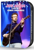Atif Aslam Live At Gima Awards - MP3