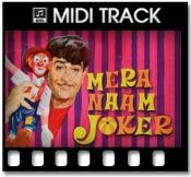 Aye Bhai Zara Dekh Ke Chalo - MIDI