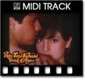 Baadlon Mein Chhup Raha - MIDI
