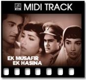 Bahut Shukriya Badi Meherbani - MIDI