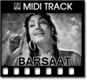 Jiya Beqarar Hai - MIDI