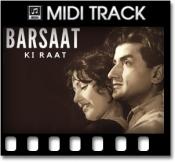 Mujhe Mil Gayaa Bahaanaa - MIDI