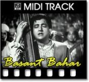 Nain Mile Chain Kahan - MIDI
