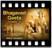 Bhagavad Geeta (Chapter - 4) - MP3