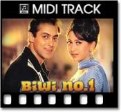 Jungle Hai Aadhi Raat - MIDI