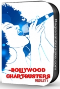 Bollywood Chartbusters Medley 1 (With Female Vocals) - MP3