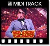 Chand Mera Dil - MIDI