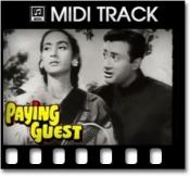 Chand Phir Nikla  - MIDI