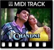 Chandni O Meri Chandni - MIDI