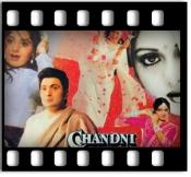 Chandni O Meri Chandni (With Female Vocals) - MP3