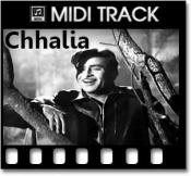 Chhalia Mera Naam - MIDI