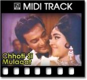 Chhoti Si Mulaqat - MIDI