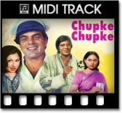 Chupke Chupke Chal Ri Purvaiya - MIDI