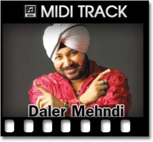 Sade Dil Te Chhuriyan  - MIDI