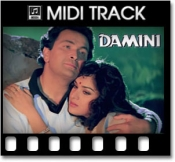 Gawah Hain Chand Taare - MIDI