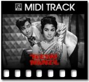 Deewana Mujhsa Nahi - MIDI