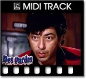 Nazrana Bheja Kisine Pyar Ka - MIDI