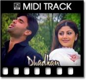 Tum Dil Ki Dhadkan Mein - MIDI