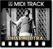 Main Jab Bhi Akeli Hoti  - MIDI