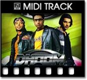 Dhoom Machale  - MIDI