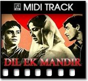 Dil Ek Mandir Hai - MIDI