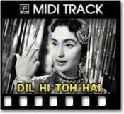 Laaga Chunari Mein Daag - MIDI