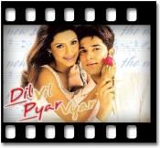 Gum Hai Kisi Ke Pyar Mein (With Male Vocals) - MP3
