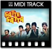 Dilbar Mere Kab Tak Mujhe - MIDI