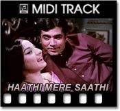 Dilbarjani Chali Hawa  - MIDI