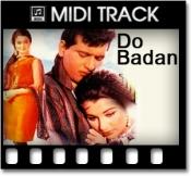 Bhari Duniya Mein Aakhir Dil Ko  - MIDI