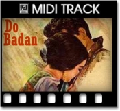 Naseeb Mein Jiske Jo Likha Tha - MIDI