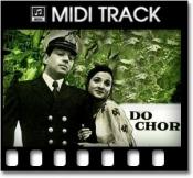 Chahe Raho Door Chahe - MIDI