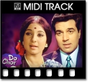 Kaali Palak Teri Gori (With Male Vocals) - MP3