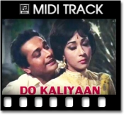 Tumhari Nazar Kyun Khafa Ho Gayi  - MIDI