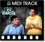 Chhup Gaye Sare Nazare - MIDI