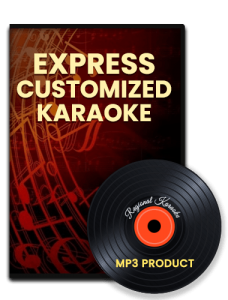 Express Customized Karaoke MP3