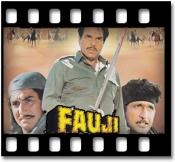 Fauji Mera Naam - MP3