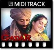 Main Nikla Gaddi Leke - MIDI