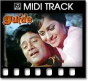 Aaj Phir Jeene Ki Tamanna Hai - MIDI