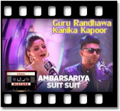 Ambarsariya | Suit Suit (With Male Vocals) - MP3